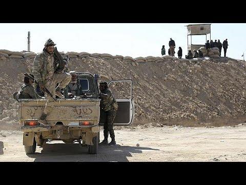 Οι Συριακές Δυνάμεις κατέλαβαν το δρόμο μεταξύ Ράκας – Ντέιρ Αλ Ζορ