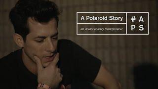 A POLAROID STORY x MARK RONSON