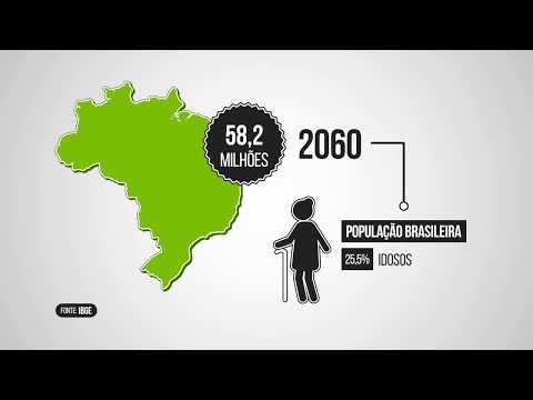 Foto para População idosa brasileira deve aumentar até 2060