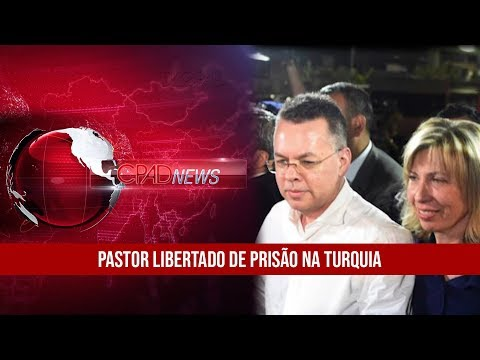 Boletim Semanal de Notícias CPAD News 106