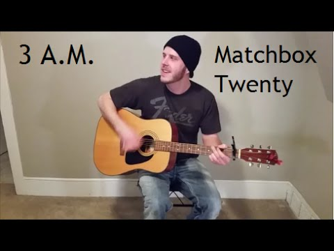 3 A.M. – Matchbox Twenty (Beginner/Intermediate) Guitar Lesson