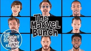 VIDEO: AVENGERS: INFINITY WAR – THE MARVEL BUNCH
