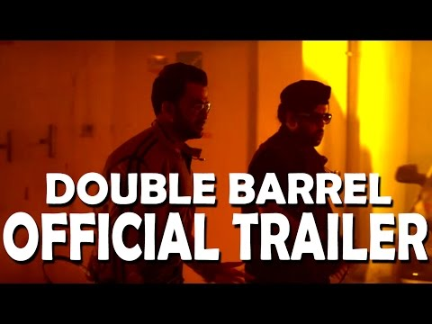 Double Barrel Trailer