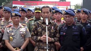 Video Presiden Jokowi dan Pasukan Brimob!! MP3, 3GP, MP4, WEBM, AVI, FLV Juli 2018