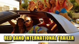 Spring Breakers Red Band International Trailer