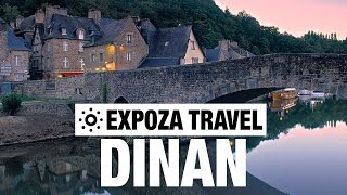 Dinan France  city photos : Dinan Vacation Travel Video Guide