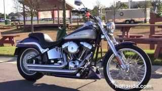 8. Used 2006 Harley Davidson Softail Deuce Motorcycles for sale in Pensacola FL