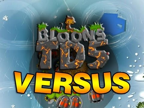 BTD5 Versus! Mitch, Jerome, & Zak - ONLY RANK 1 DAMMIT!