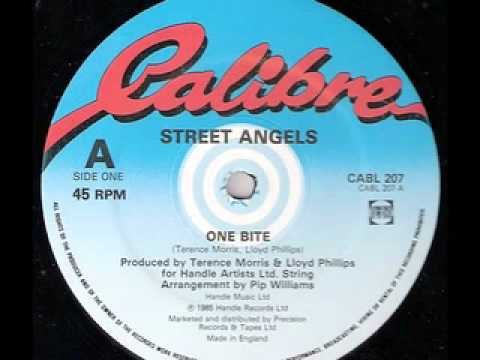 "Street Angels - One Bite - 1985 - 12"" Extended Mix"