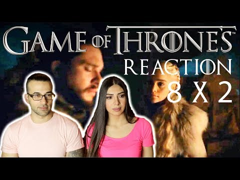 GAME OF THRONES Season 8 Episode 2 A Knight Of The Seven Kingdoms PART 2 REACTION & REVIEW