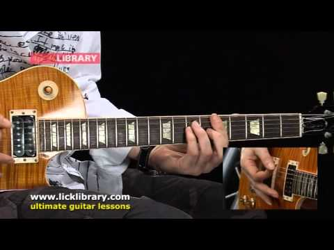 Peter Greens Fleetwood Mac - Need Your Love So Bad Guitar Lesson With Michael Casswell Licklibrary