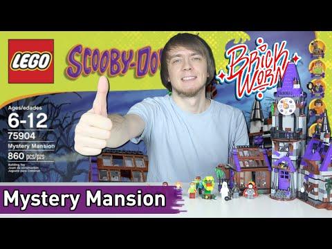 LEGO Scooby-Doo: Mystery Mansion (75904) - Brickworm
