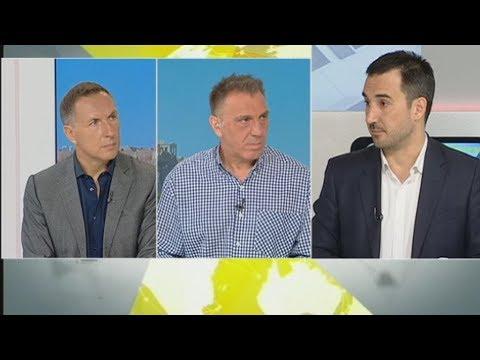 Αλέξης Χαρίτσης στην ΕΡΤ: Πολιτική ευθύνη σημαίνει λήψη μέτρων