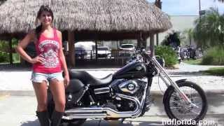 8. Used 2011 Harley Davidson Dyna Wide Glide Motorcycles for sale