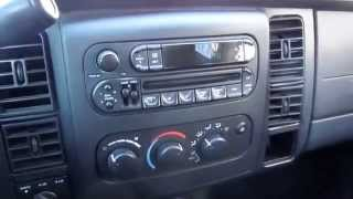 10. 2003 Dodge Dakota SLT 4x4  Crew Cab 4 Door Pickup, V-8, Loaded, $5,995