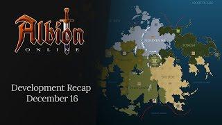 Видео к игре Albion Online из публикации: Разработчики Albion Online рассказали о работе над миром