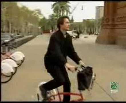 Bicing: transporte público de dos ruedas