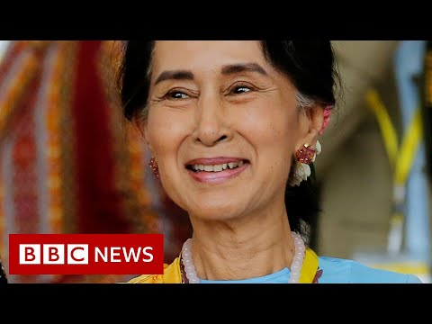 Myanmar leader Aung San Suu Kyi charged after army coup - BBC News