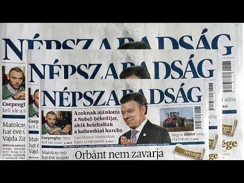 Ουγγαρία: Αβέβαιο το μέλλον για την μεγαλύτερη αντιπολιτευόμενη εφημερίδα