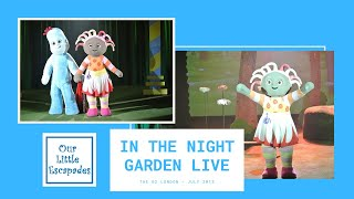 In The Night Garden Live 2013