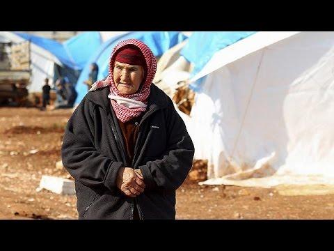Συρία: Χιλιάδες πρόσφυγες συγκεντρώθηκαν στα σύνορα με την Τουρκία