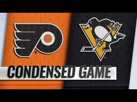 03/17/19 Condensed Game: Flyers @ Penguins