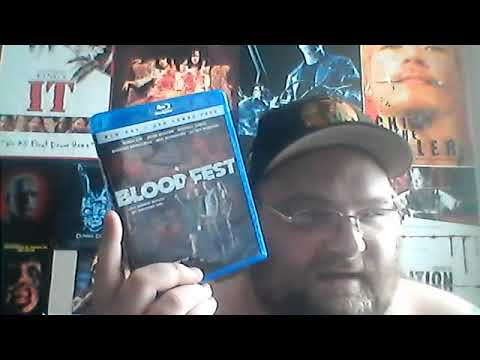 BLOOD FEST(2018) bluray review