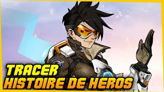 Video HISTOIRE DE HÉROS - TRACER  (OVERWATCH FR) MP3, 3GP, MP4, WEBM, AVI, FLV September 2017