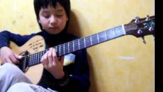 (U2) With Or Without You - Sungha Jung