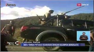 Video Mencekam! Detik-detik Baku Tembak TNI Polri dan KKB di Papua - iNews Siang 05/12 MP3, 3GP, MP4, WEBM, AVI, FLV Maret 2019