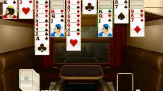 Carriage Spider Solitaire YouTube video