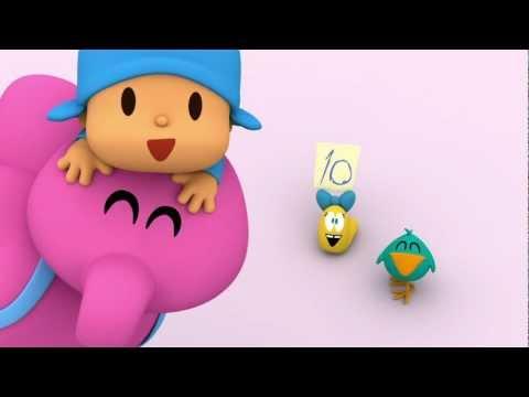 POCOYO - Jocurile olimpice Pocoyo  !!! (Full Episode)
