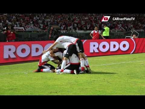 El gol de la victoria de Iván Alonso
