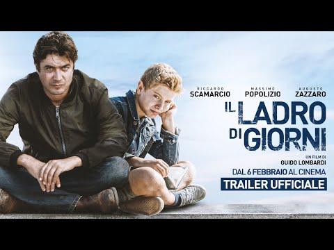 Preview Trailer Il Ladro di Giorni, trailer ufficiale del film con Riccardo Scamarcio