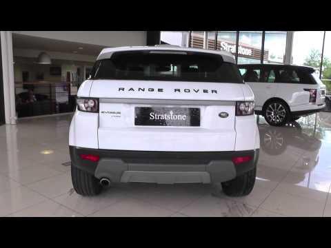 Land Rover Range Rover Evoque 5 Door Diesel 2012MY 2.2 TD4 Pure 150HP Manual 4WD U9774