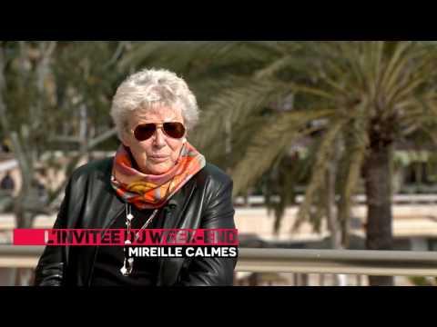 L'invitée du weekend : Mireille Calmes, fondatrice de Special Olympics Monaco