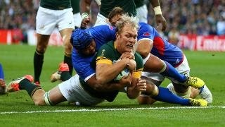 South Africa v Samoa - Full Match Highlights and Tries | Rugby World Cup - South Africa v Samoa - Fu