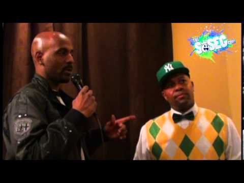 Comedian Kool Keith Interviews Toledo's Best Club DJ - DJ Big Trav