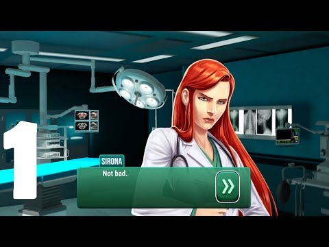 Operate Now: Hospital - Walkthrough Gameplay Part 1   (Android, iOS)