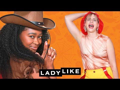 We Wore Sexy Men's Halloween Costumes • Ladylike