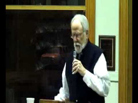 "Part 1 Of 4, Reverend Dr. Duncan Newcomer, ""The Religious Education Of Abraham Lincoln"""