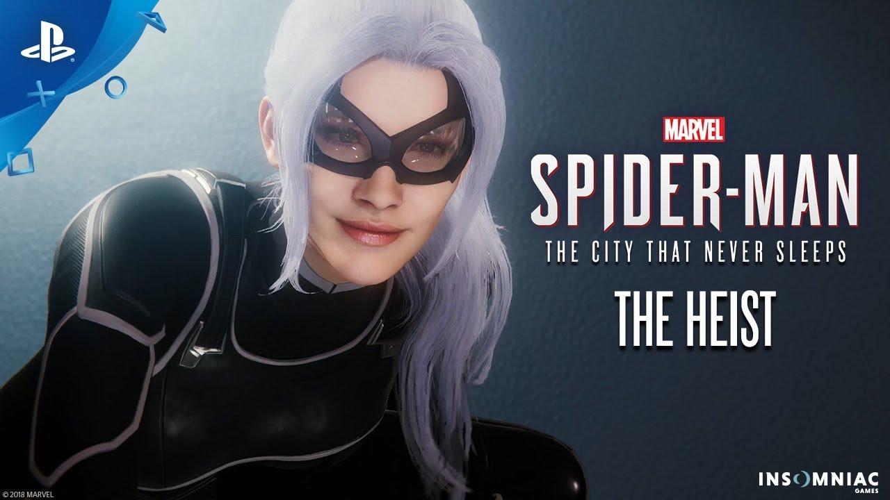 Spider-Man'in İlk DLC'si Heist'tan Video Yayınlandı resimi