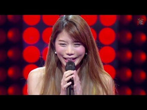 thevoice - The Voice Thailand Season 3 รอบ Blind Auditions วันที่ 12 Oct 2014 ฝ้าย - อาภาภัทร ภูมิภักดิ์ เพลง : โอ้ใจเอ๋ย ทีมโค้ช : ก้อง...