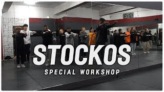 Stockos – SPECIAL WORKSHOP I BOOGALOO & POPPING I Take It to the Top