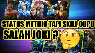 Download Video MYTHIC BUKAN UNTUK ORANG LEMAH ? - MOBILE LEGEND INDONESIA MP3 3GP MP4