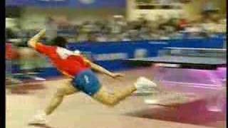Official ITTF clip 2007
