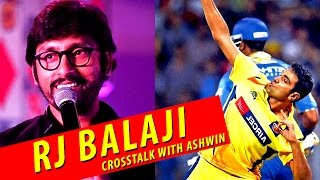 Video RJ Balaji Cross Talk with Cricketer Ashwin | Cross Talks MP3, 3GP, MP4, WEBM, AVI, FLV November 2017