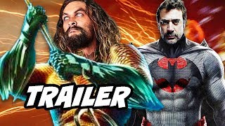 Aquaman Trailer 2 - Batman and The Flash Movie Explained