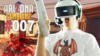 MINIGUN MASSAKER • Let's Play Arizona Sunshine VR #007 [Facecam/Deutsch]