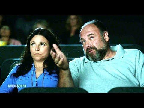 Enough Said (2013) - Movie Theatre Scene